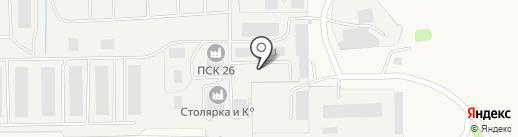 СтройКомпозит на карте Марковой