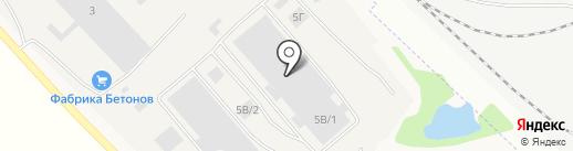 Линкор-Н на карте Марковой