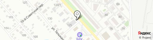 Qiwi на карте Иркутска