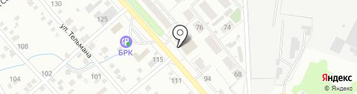 Почта России, ФГУП на карте Иркутска