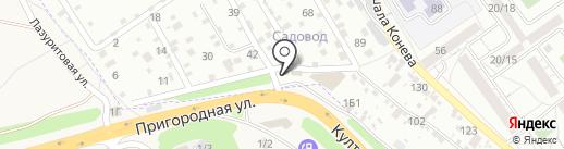 Магазин запчастей для авто, вело и мототехники на карте Иркутска