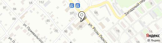 Zap138.ru на карте Иркутска