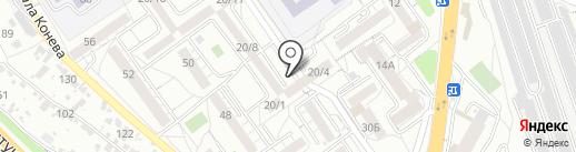 Курица и мясо на карте Иркутска