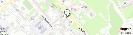 Мастерская подарков на карте Иркутска
