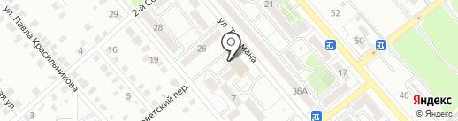 Faberlic на карте Иркутска