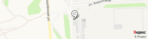 Подымахин З.В. на карте Марковой