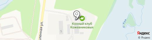 Первая Независимая Диспетчерская служба на карте Марковой