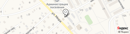 Лидер на карте Марковой