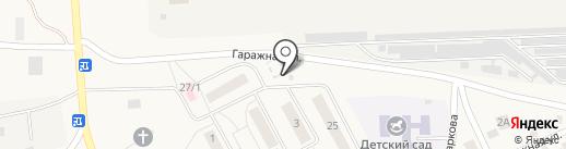 Vet`ka на карте Марковой