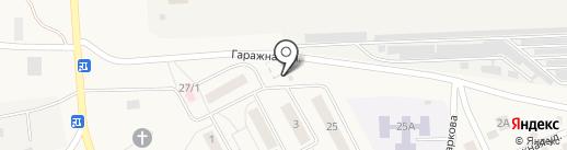 София на карте Марковой