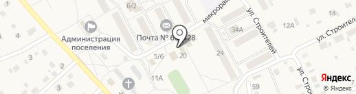 Фотокопицентр на карте Марковой