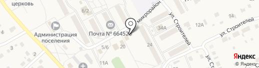 Аптека на карте Марковой