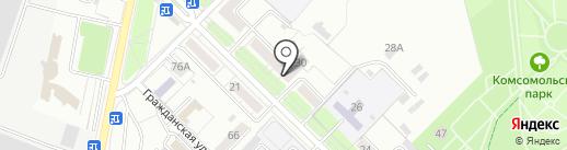 Beerstreet на карте Иркутска