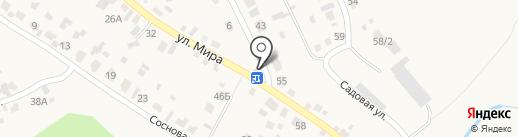 Ромашка на карте Марковой