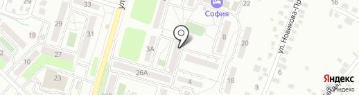Вырастай на карте Иркутска