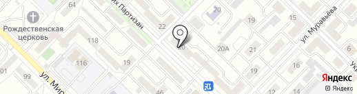 Быстро-Займ на карте Иркутска