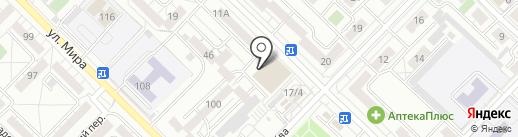 Салон фотографии на карте Иркутска