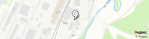 Джип Тюнинг на карте Иркутска