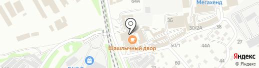 Фруктовое изобилие на карте Иркутска