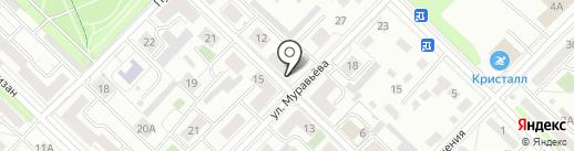 Все для рыбалки на карте Иркутска