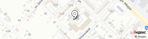 Центр поддержки субъектов малого и среднего предпринимательства в Иркутской области на карте Иркутска