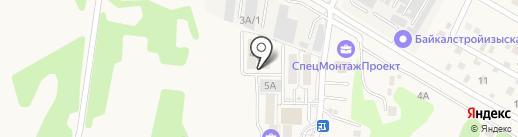 СОКОЛ на карте Марковой