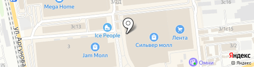 Perzoni на карте Иркутска