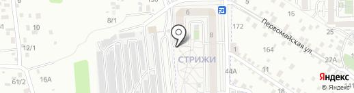Мишаня из Иркутска на карте Марковой