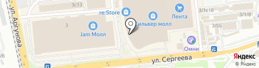 FLYBOOTS на карте Иркутска