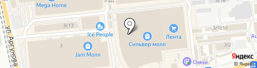 Anabel на карте Иркутска