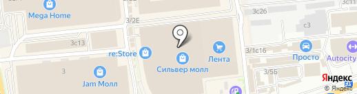 Фан Чулан на карте Иркутска