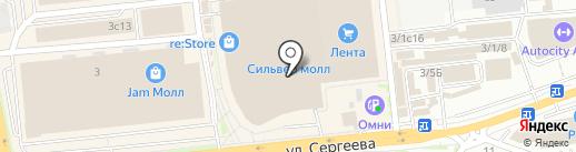 Comedi cafe на карте Иркутска