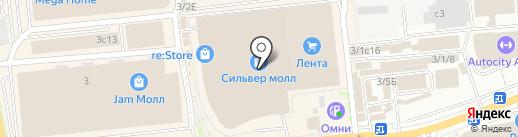 Choupette на карте Иркутска