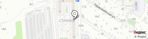 Фруктовый микс на карте Марковой