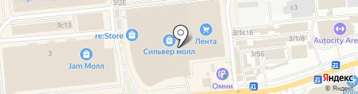 Tony Moly на карте Иркутска