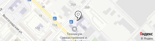 Курс на карте Иркутска