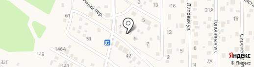 Торговый Дом Хотей на карте Марковой