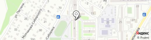 Fresh Guide на карте Иркутска