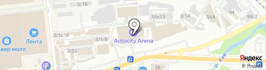 Помогу с Авто на карте Иркутска