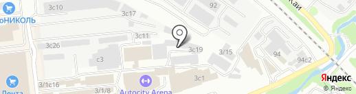 Karkac.com на карте Иркутска