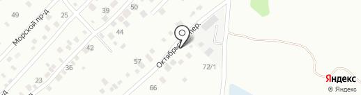 Центр услуг на карте Иркутска