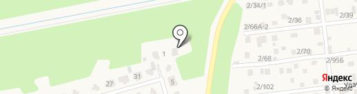 ВодоБур на карте Марковой