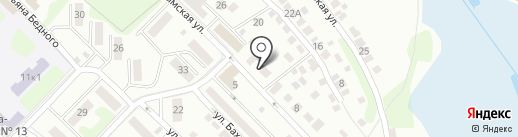 Аспект Компания на карте Иркутска