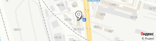 ВсеИнструменты.ру на карте Иркутска