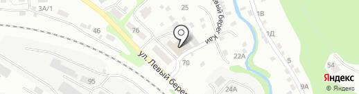 ФамНеон на карте Иркутска
