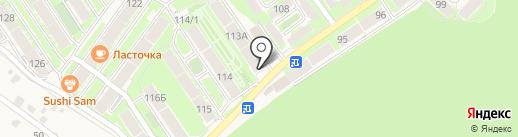 Сеть фирменных магазинов, СХПК Усольский свинокомплекс на карте Марковой