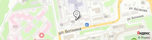 Фармэкспресс на карте Иркутска