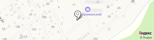 Преображенский на карте Марковой