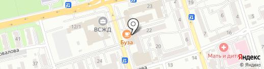 Оптовая компания на карте Иркутска