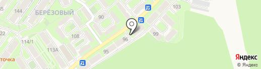 HomePro на карте Марковой